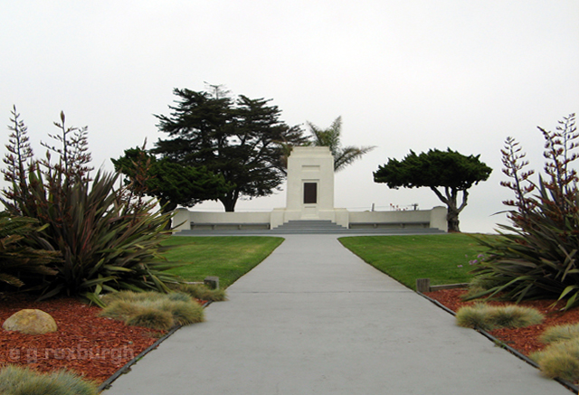 a Veteran at Fort Rosecrans