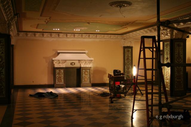 Crystal Ballroom w worklight