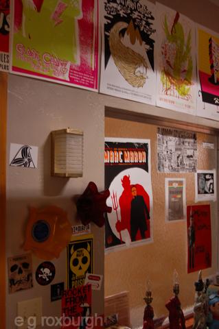 station wall #2