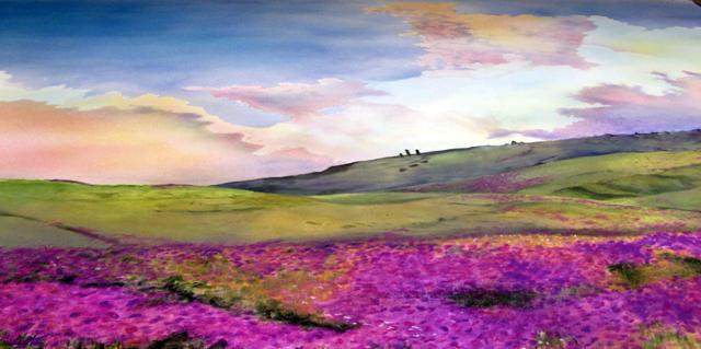 Tuscan landscape