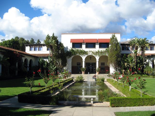 Alameda Padre Serra SB CA