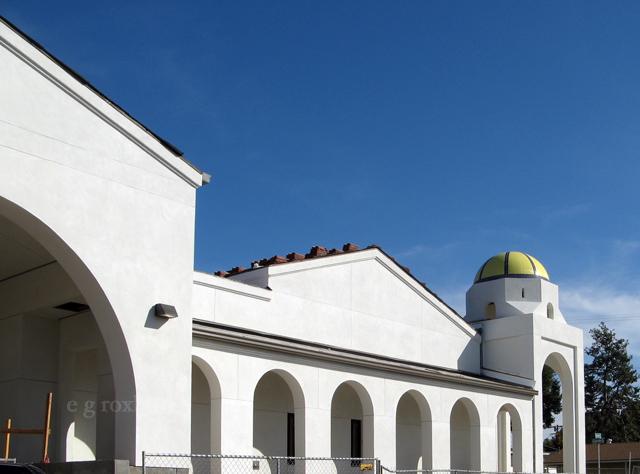 Mission Revival Architecture 2013