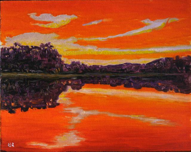 Late summer Chollas Lake