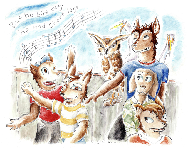 NicNac and Max choose the wrong song