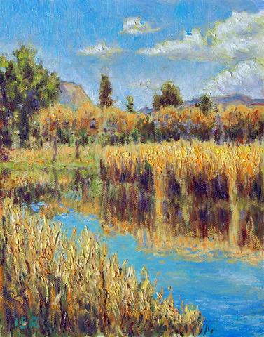 e-Lindo Lake in fall copy