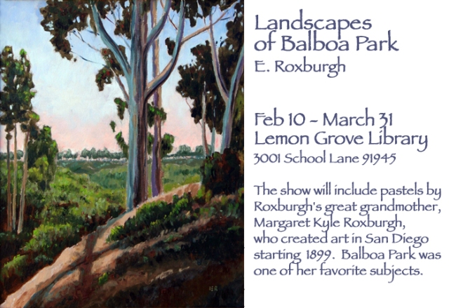 Landscapes invite