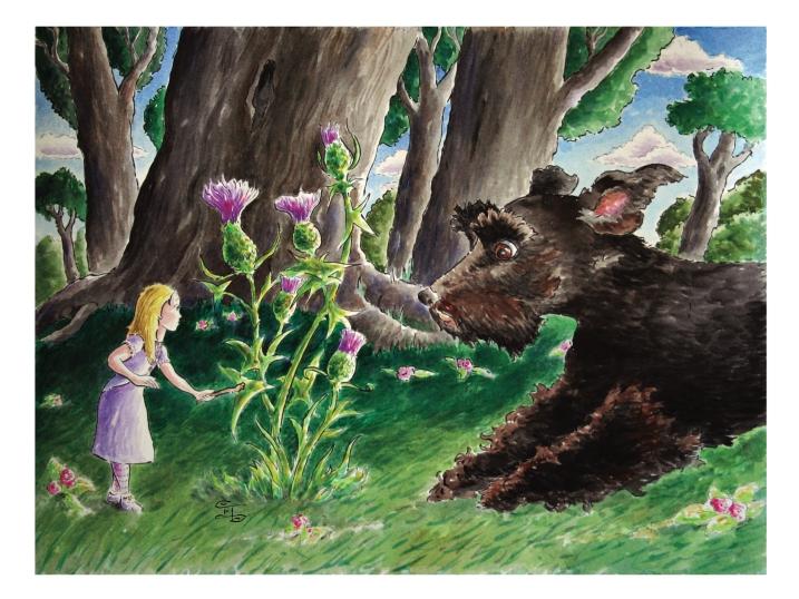 Alice w Puppy a